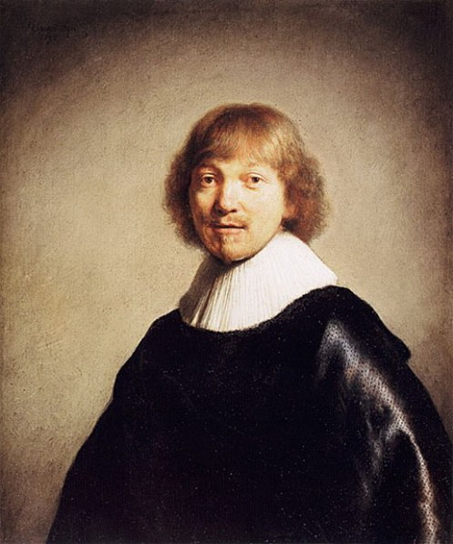 Rembrandt's portrait of Jacob de Gheyn III